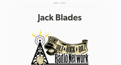 Preview of jackblades.net