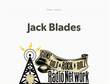 Tablet Preview of jackblades.net
